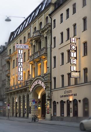 Hotel Theater Munchen